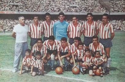 CLUB DEPORTIVO GUADALAJARA 1966