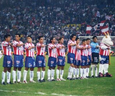CLUB DEPORTIVO GUADALAJARA CL 03