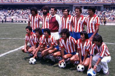 CLUB DEPORTIVO GUADALAJARA 1977