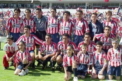 CLUB DEPORTIVO GUADALAJARA  VER 2000