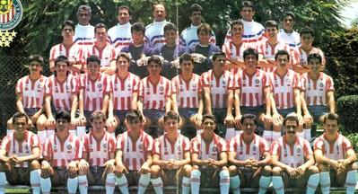 CLUB DEPORTIVO GUADALAJARA 1991