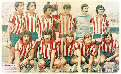 CLUB DEPORTIVO GUADALAJARA 1973