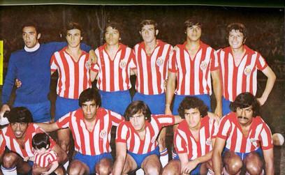 CLUB DEPORTIVO GUADALAJARA 1972