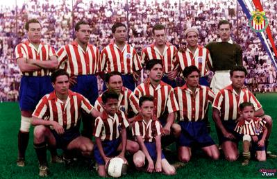 CLUB DEPORTIVO GUADALAJARA 1945-1946