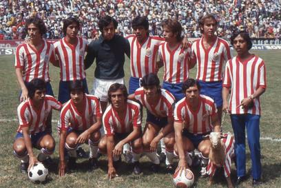 CLUB DEPORTIVO GUADALAJARA 1974
