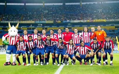 CLUB DEPORTIVO GUADALAJARA CL 04