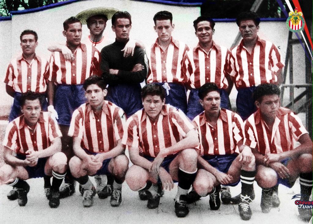 1er equipo en copa 1943