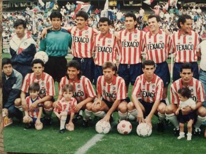CLUB DEPORTIVO GUADALAJARA 1993