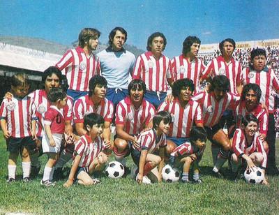CLUB DEPORTIVO GUADALAJARA 1976