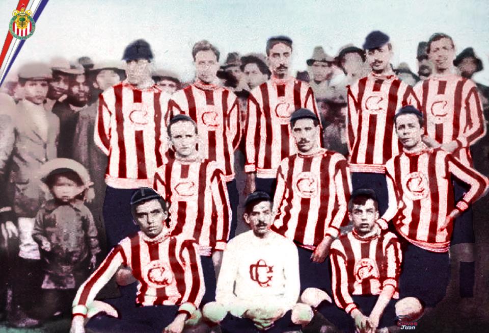 GUADALAJARA FOOTBALL CLUB 1912