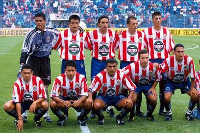 CLUB DEPORTIVO GUADALAJARA INV 2000