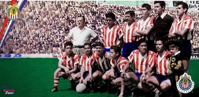 CLUB DEPORTIVO GUADALAJARA 1956