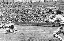 segundo gol del cabo Valdivia