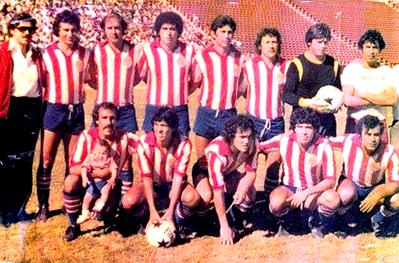 CLUB DEPORTIVO GUADALAJARA 1979