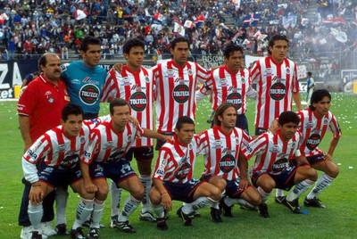 CLUB DEPORTIVO GUADALAJARA INV 01