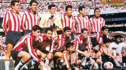 CLUB DEPORTIVO GUADALAJARA 1969