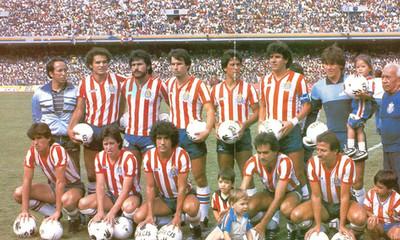 CLUB DEPORTIVO GUADALAJARA 1982