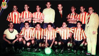 CLUB DEPORTIVO GUADALAJARA 1950- 1951