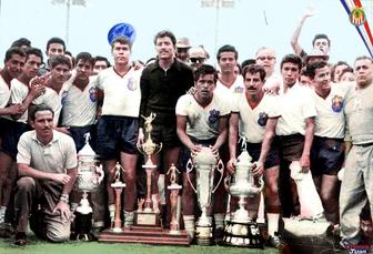 GUADALAJARA CAMPEÓN DE CAMPEONES 1959