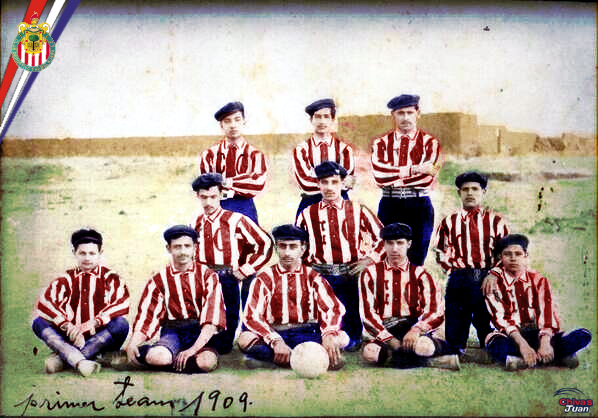 GUADALAJARA FOOTBALL CLUB 1909