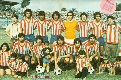 CLUB DEPORTIVO GUADALAJARA 1975