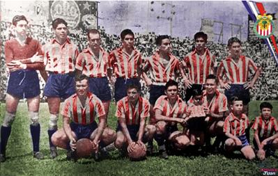 CLUB DEPORTIVO GUADALAJARA 1946-1947