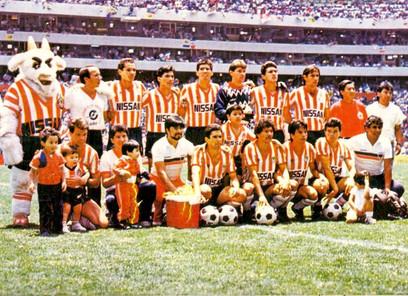 CLUB DEPORTIVO GUADALAJARA 1988
