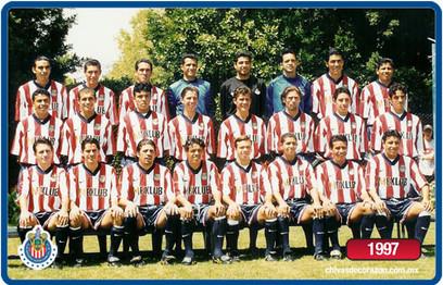 CLUB DEPORTIVO GUADALAJARA INV 97