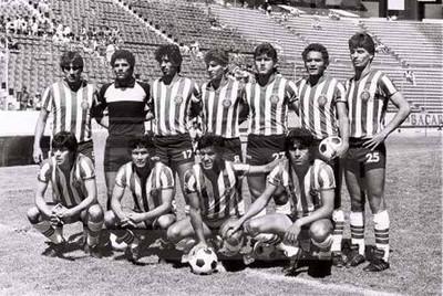 CLUB DEPORTIVO GUADALAJARA 1986
