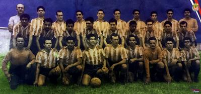 CLUB DEPORTIVO GUADALAJARA 1947-1948