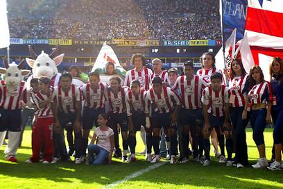 CLUB DEPORTIVO GUADALAJARA CL 06