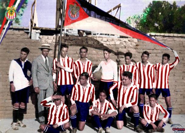 CLUB DEPORTIVO GUADALAJARA S.C.L.1926