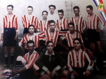CLUB DEPORTIVO GUADALAJARA S.C.L.1930