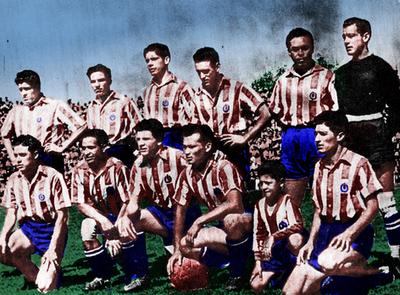 CLUB DEPORTIVO GUADALAJARA 1944-1945