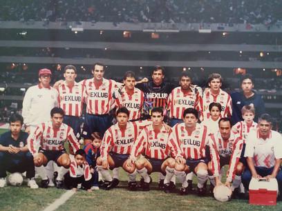 CLUB DEPORTIVO GUADALAJARA 1994