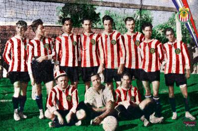 CLUB DE FÚTBOL GUADALAJARA de la A.C.J.M1922