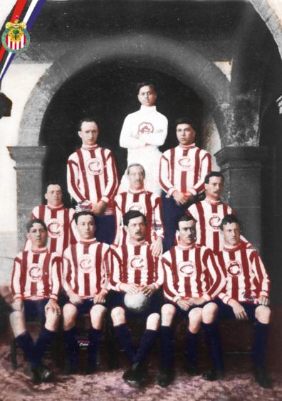 GUADALAJARA FOOTBALL CLUB 1916