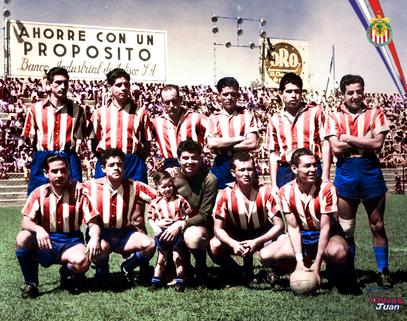 CLUB DEPORTIVO GUADALAJARA 1948-1949