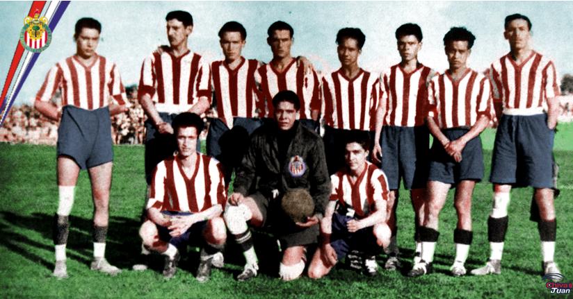 CLUB DEPORTIVO GUADALAJARA 1937