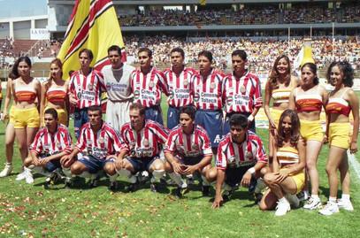 CLUB DEPORTIVO GUADALAJARA INV 99