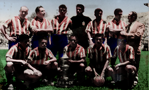 CHIVAS SUBCAMPEON 1951-52