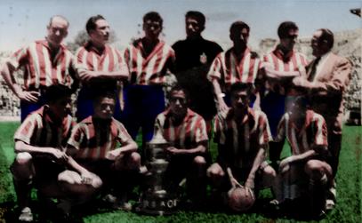 CLUB DEPORTIVO GUADALAJARA 1951-1952