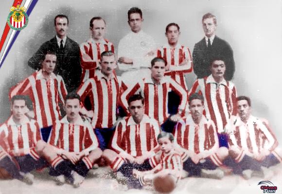 CLUB DE FÚTBOL GUADALAJARA 1923