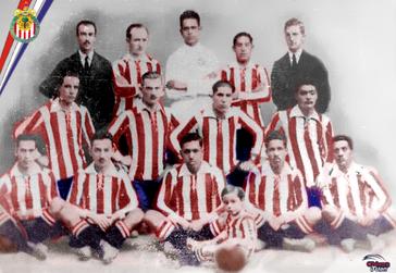 EQUIPO BICAMPEON 1922-23