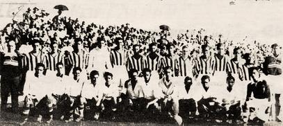 CLUB DEPORTIVO GUADALAJARA Y NECAXA 1935
