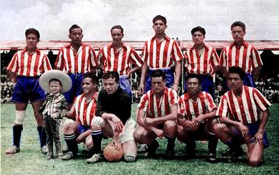 CLUB DEPORTIVO GUADALAJARA 1943-1944