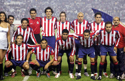 CLUB DEPORTIVO GUADALAJARA CL 05
