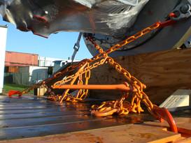 Chain Lashing
