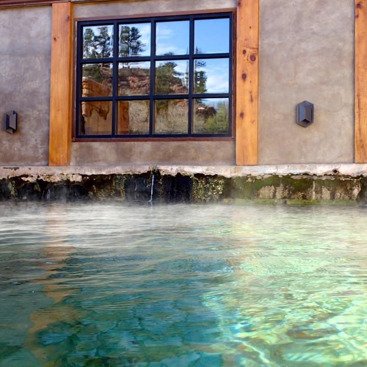 (SOLD OUT) Hot Springs Women's Retreat - Yoga, Meditation, Soak - 9/21