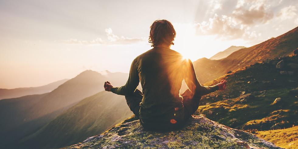 Yoga, Wandern, Meditation